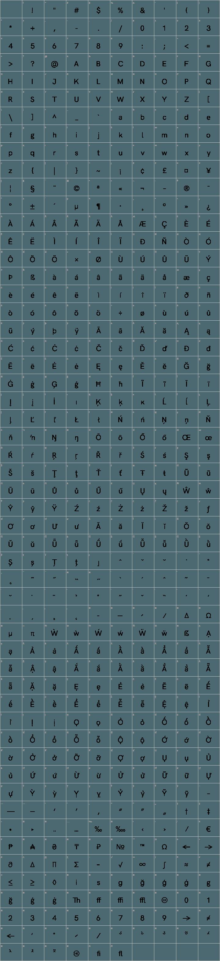 HK Grotesk Font Free by Hanken Design Co  » Font Squirrel