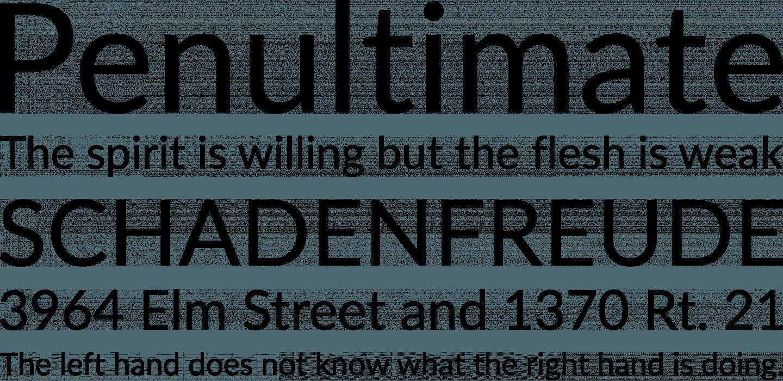 alias font free download