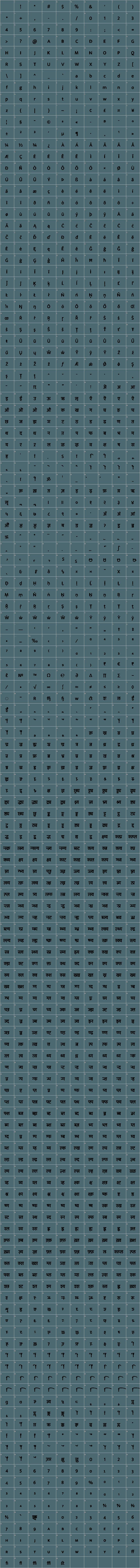 Mukta Font Free by EK Type » Font Squirrel