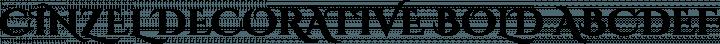 Cinzel Decorative Bold free font