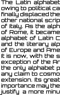 Orbitron Font Free by The League of Moveable Type » Font Squirrel