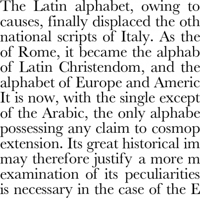 New Athena Unicode Font Free by American Philological