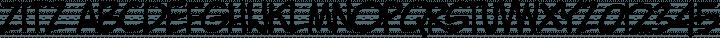 ZITZ font family by Harold's Fonts