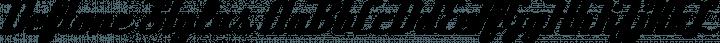 Deftone Stylus font family by Larabie Fonts