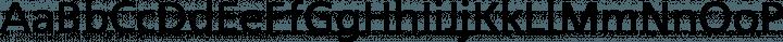 Aganè Regular free font