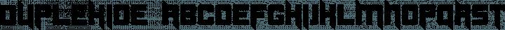 Duplexide Regular free font