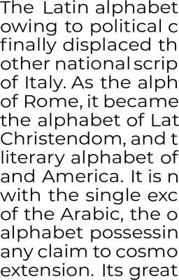 montserrat alternates black italic montserrat font specimen