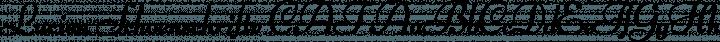 Lucien Schoenschriftv CAT Regular free font