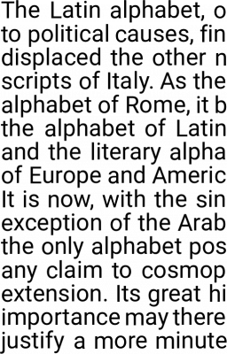 Roboto 2014 Font Free by Christian Robertson » Font Squirrel