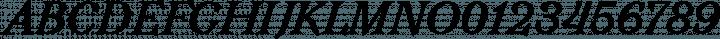 Avara Italic free font